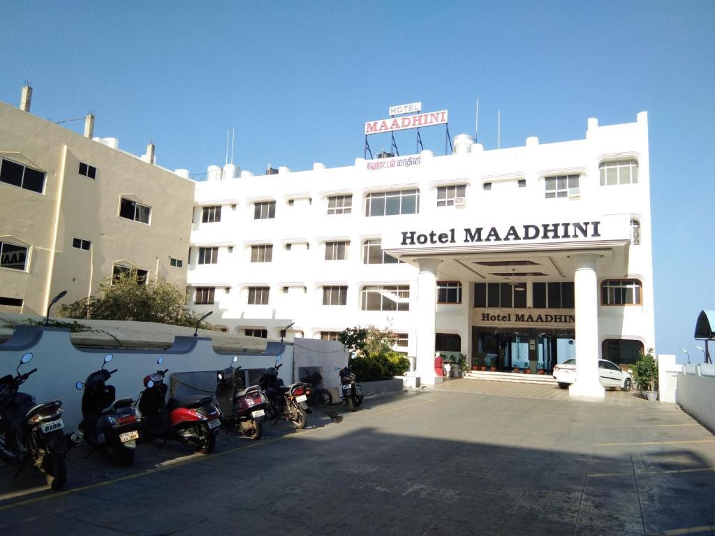 Hotel Maadhini in Kanyakumari