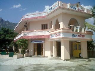 Hotel Ambika in Mount Abu