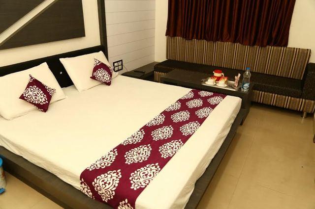 Hotel Bhagwati International in Mount Abu