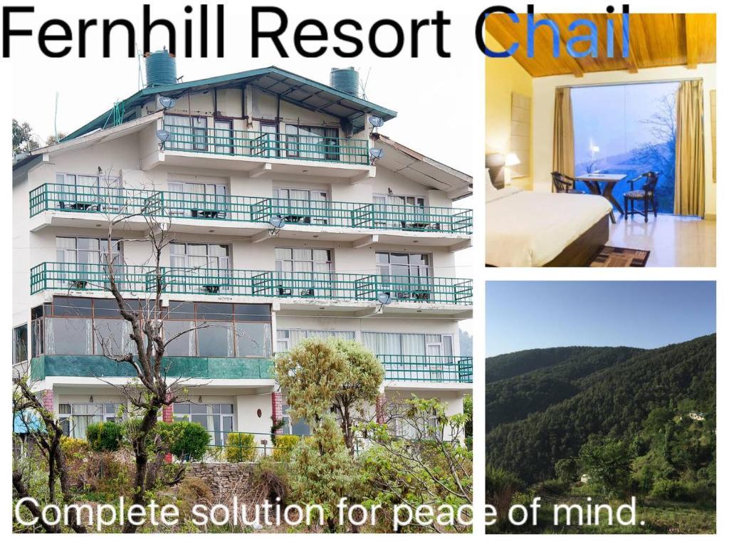 Fernhill Resort Chail in Chail