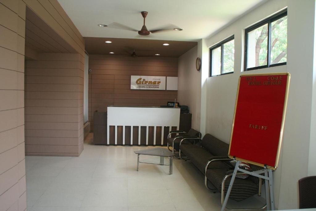 Hotel Girnar in Aurangabad