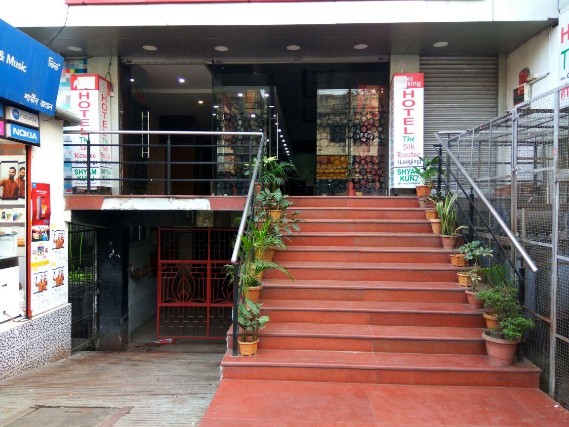 Hotel Silk Route in Guwahati