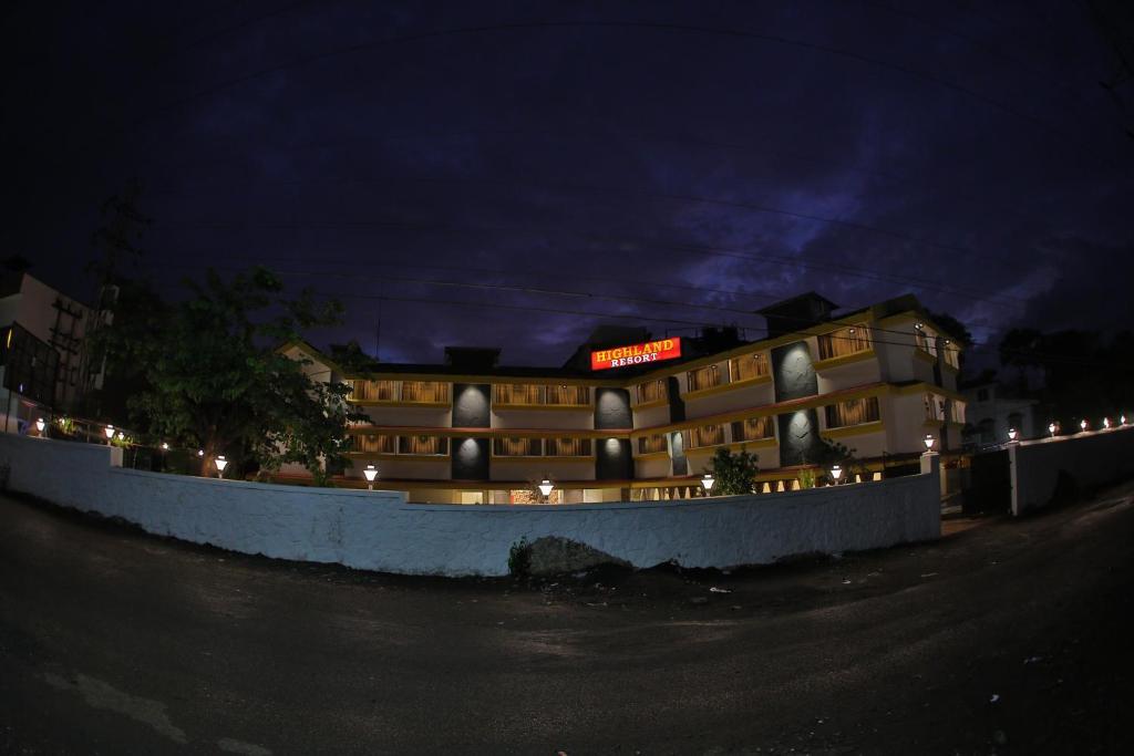 Highland Resort in Lonavala