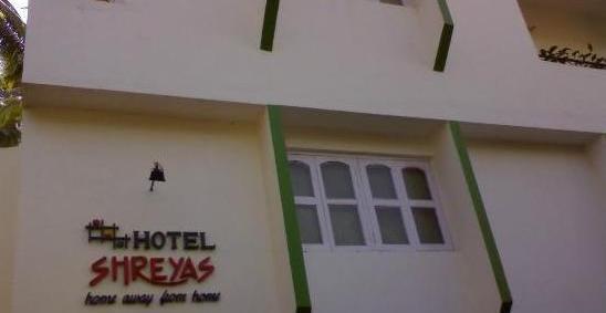 Hotel Shreyas in Alibag