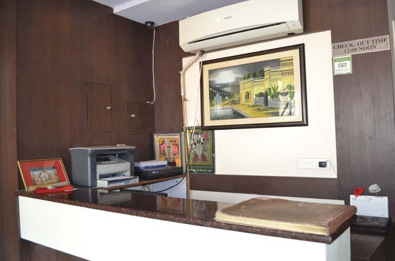 Hotel Ganga Palace in Mathura
