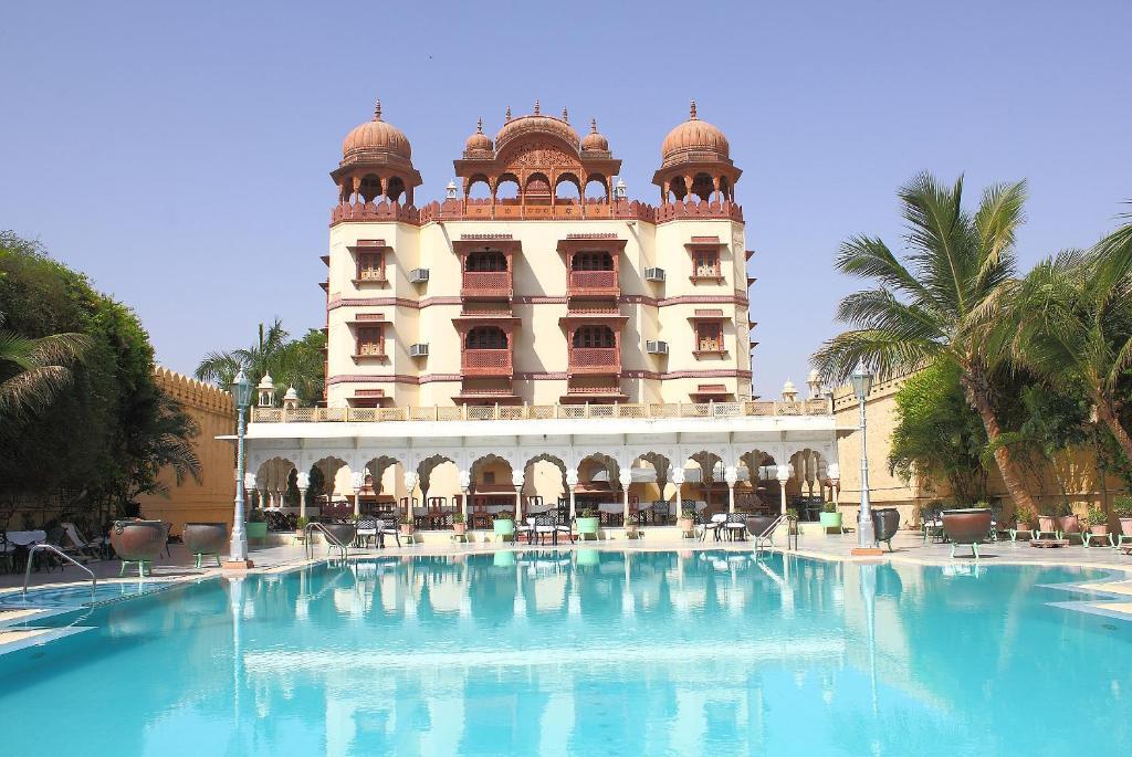 Jagat Palace in Pushkar