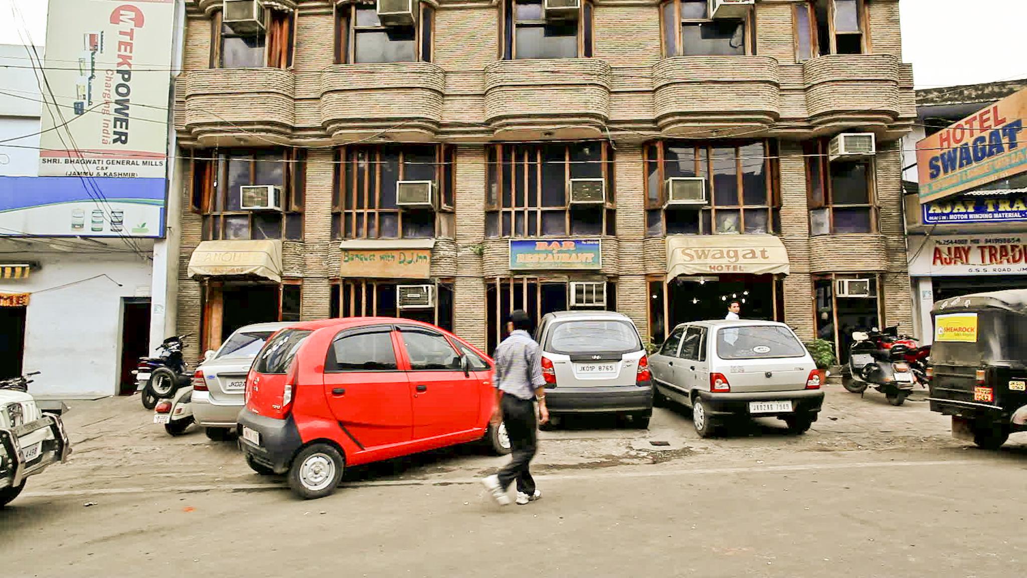 Hotel Swagat in Jammu