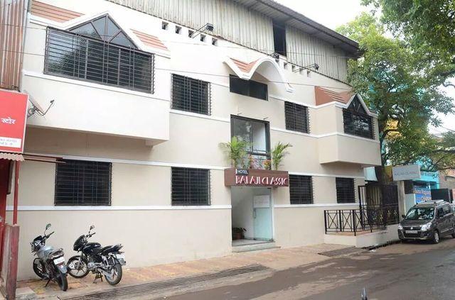 Hotel Balaji Classic in Mahabaleshwar