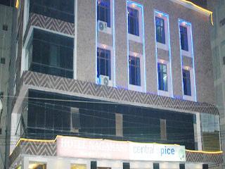 Hotel Nagamani in Vijayawada