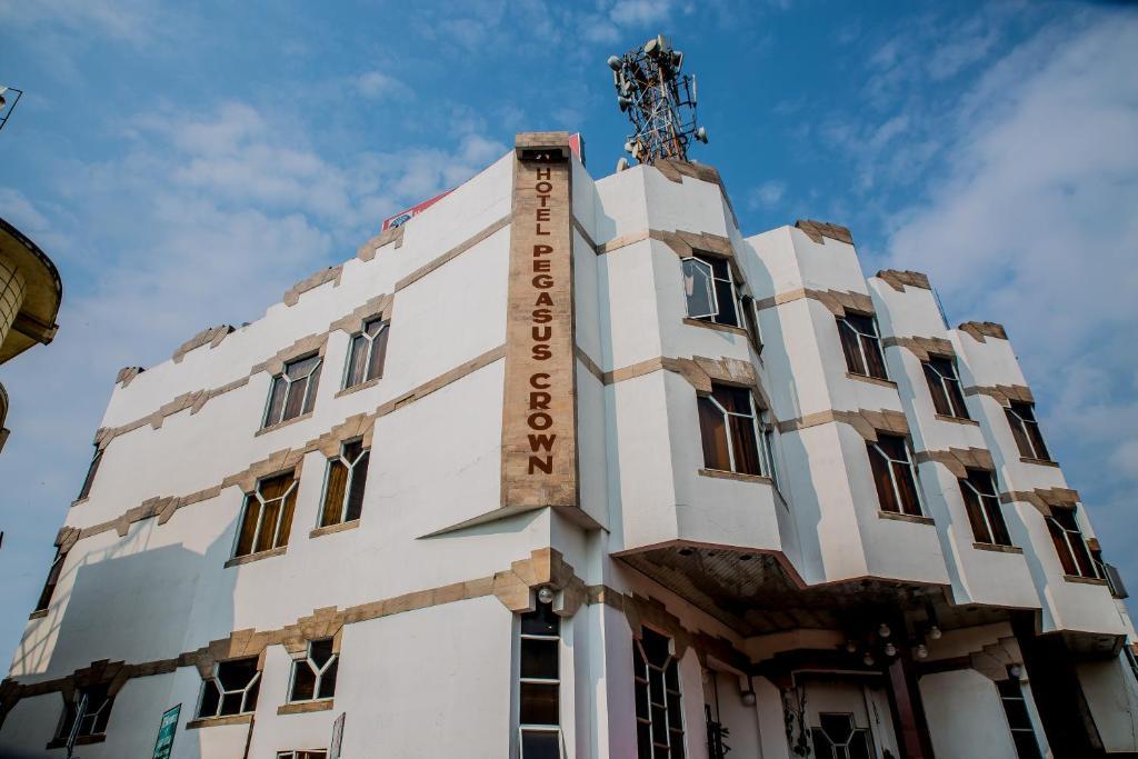 Hotel Pegasus Crown in Shillong