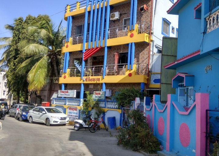 Vinayak Guest House Diu in Diu