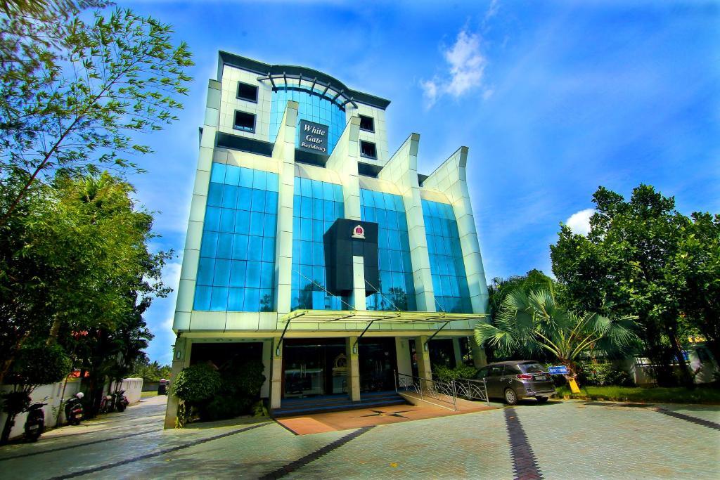White Gate Residency in Kottayam
