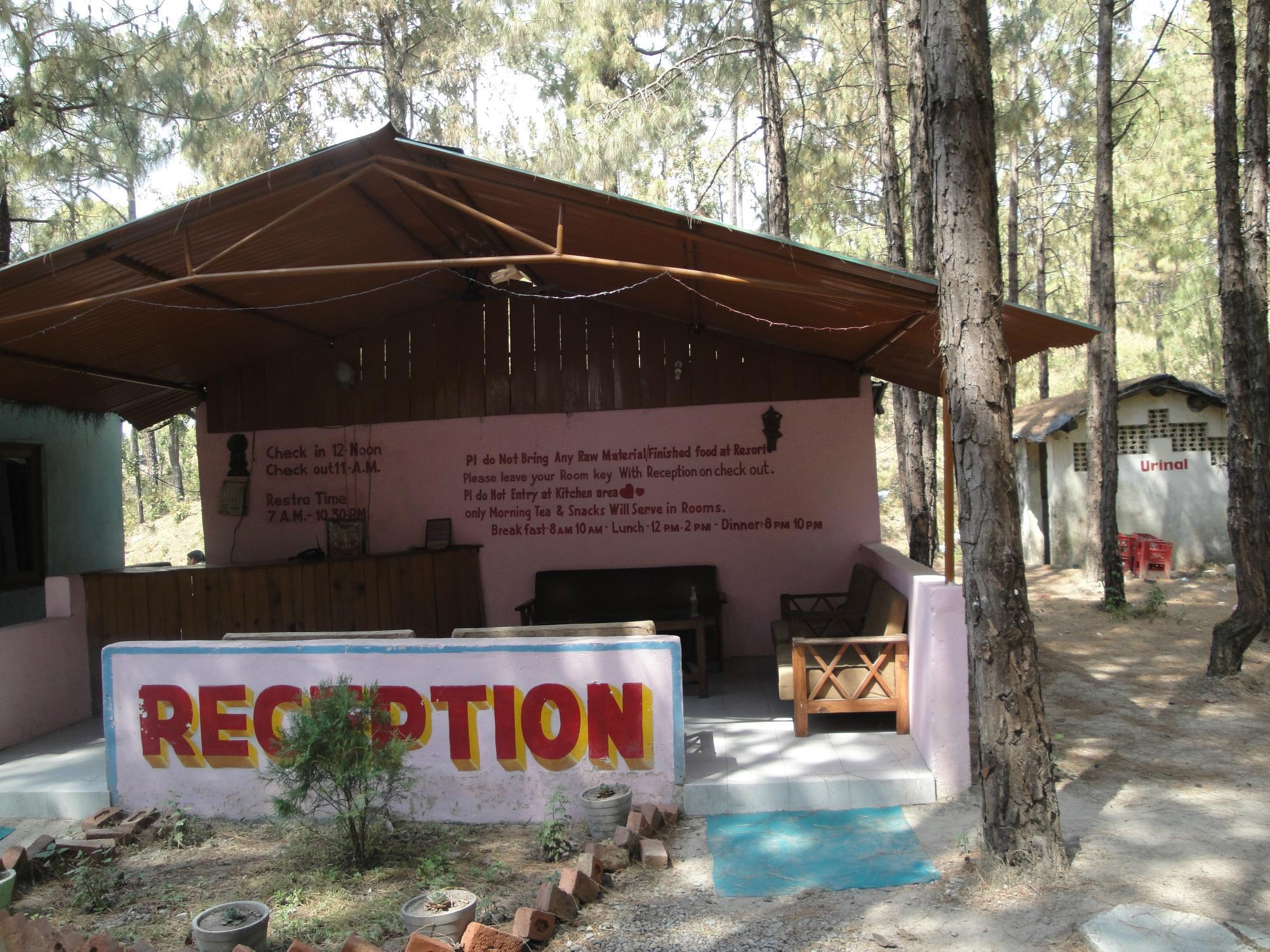 Retreat Anand Jungle Resort in Lansdowne