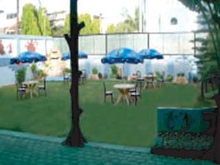 Hotel Green Park in Ranchi