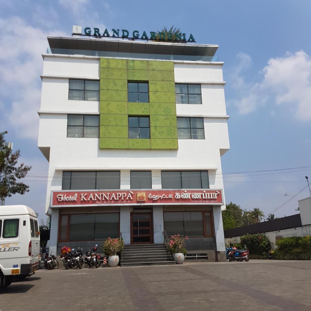 Grand Gardenia in Tiruchirapalli