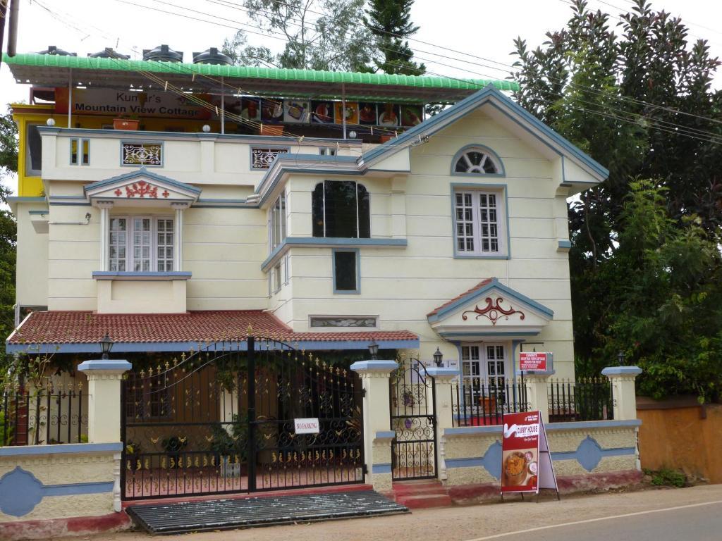 Kumar's Mountain View Cottage in Coonoor