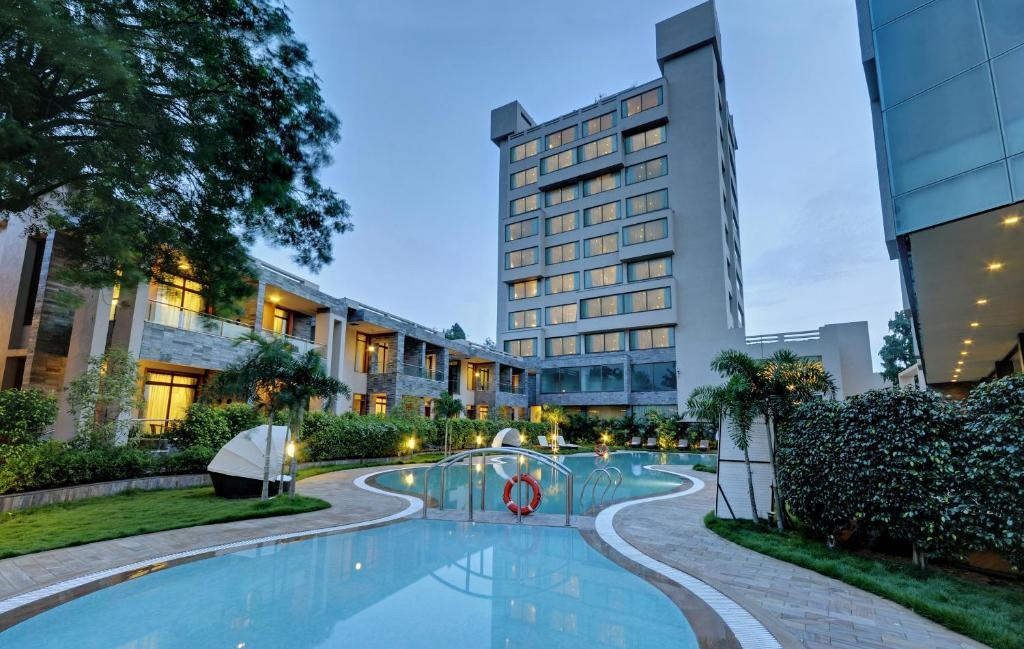 Boulevard 9 Luxury Resort & Spa in Nadiad