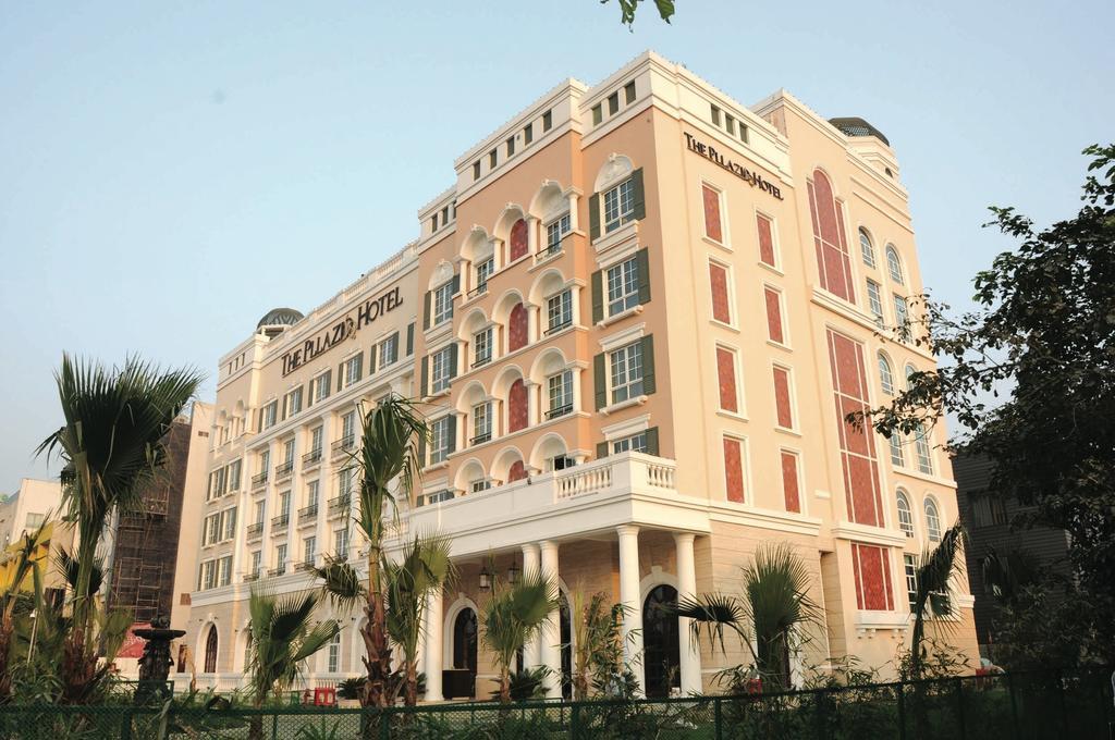 The Pllazio Hotel in Gurugram