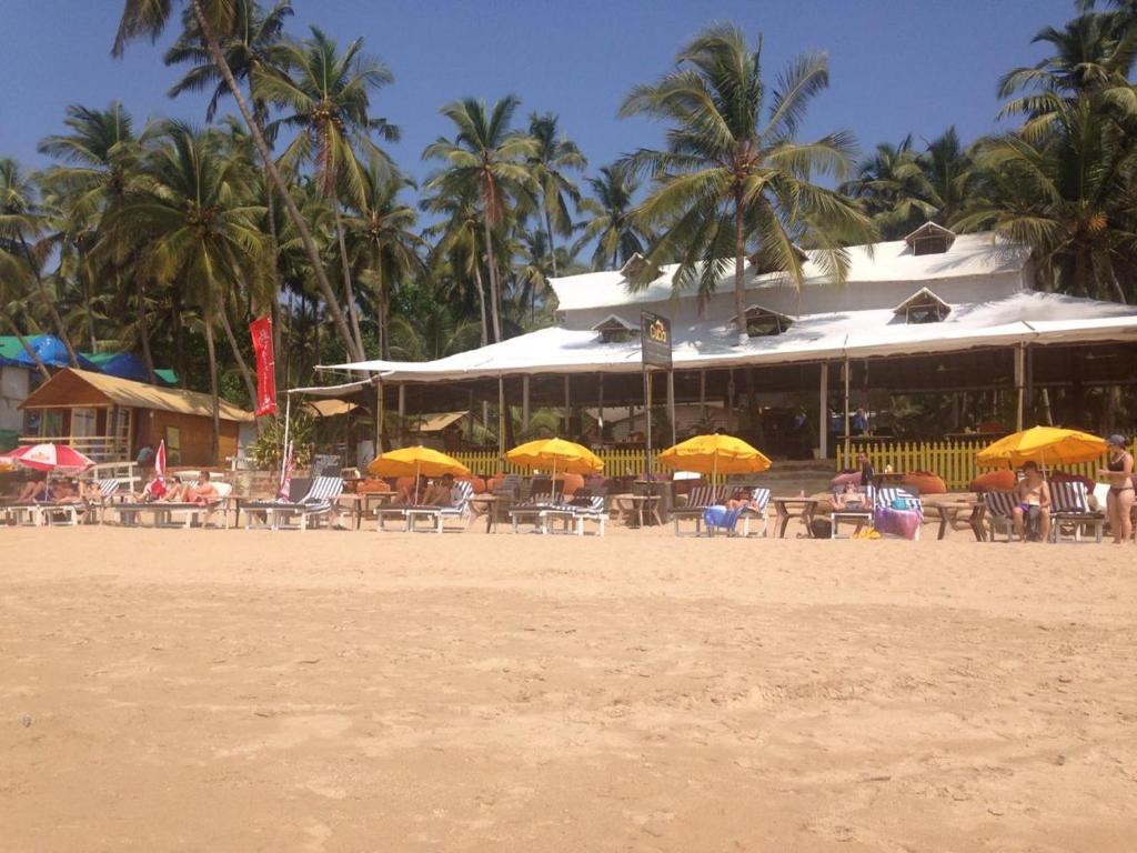 Cuba Beach Huts in Goa