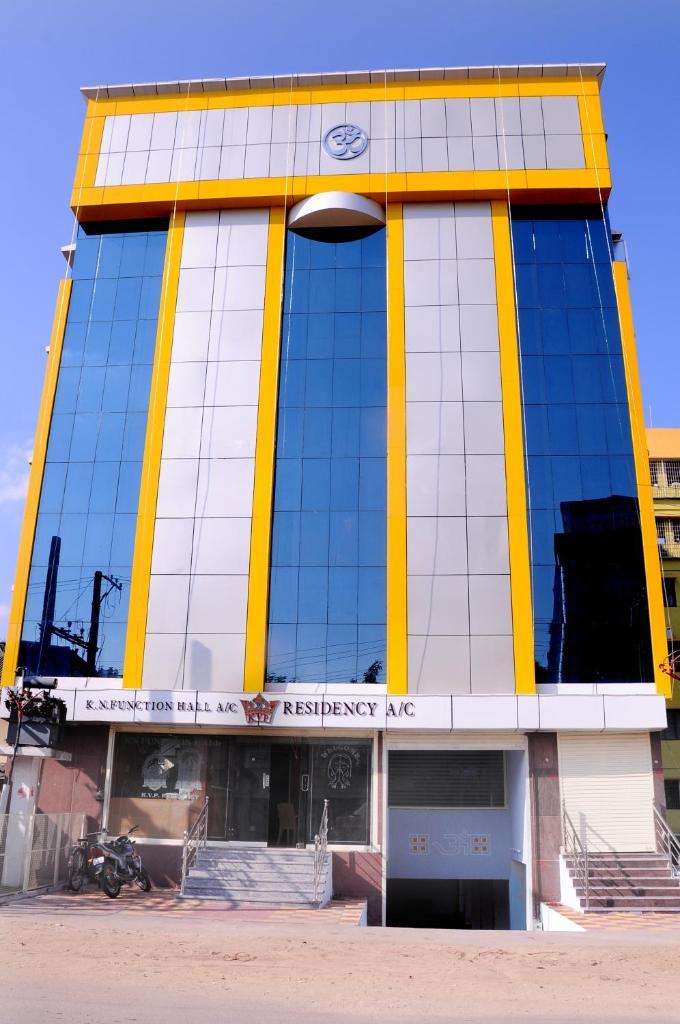 Kvp Residency in Tirupati