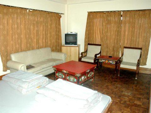 Hotel Rumtek Dzong In Rangpo