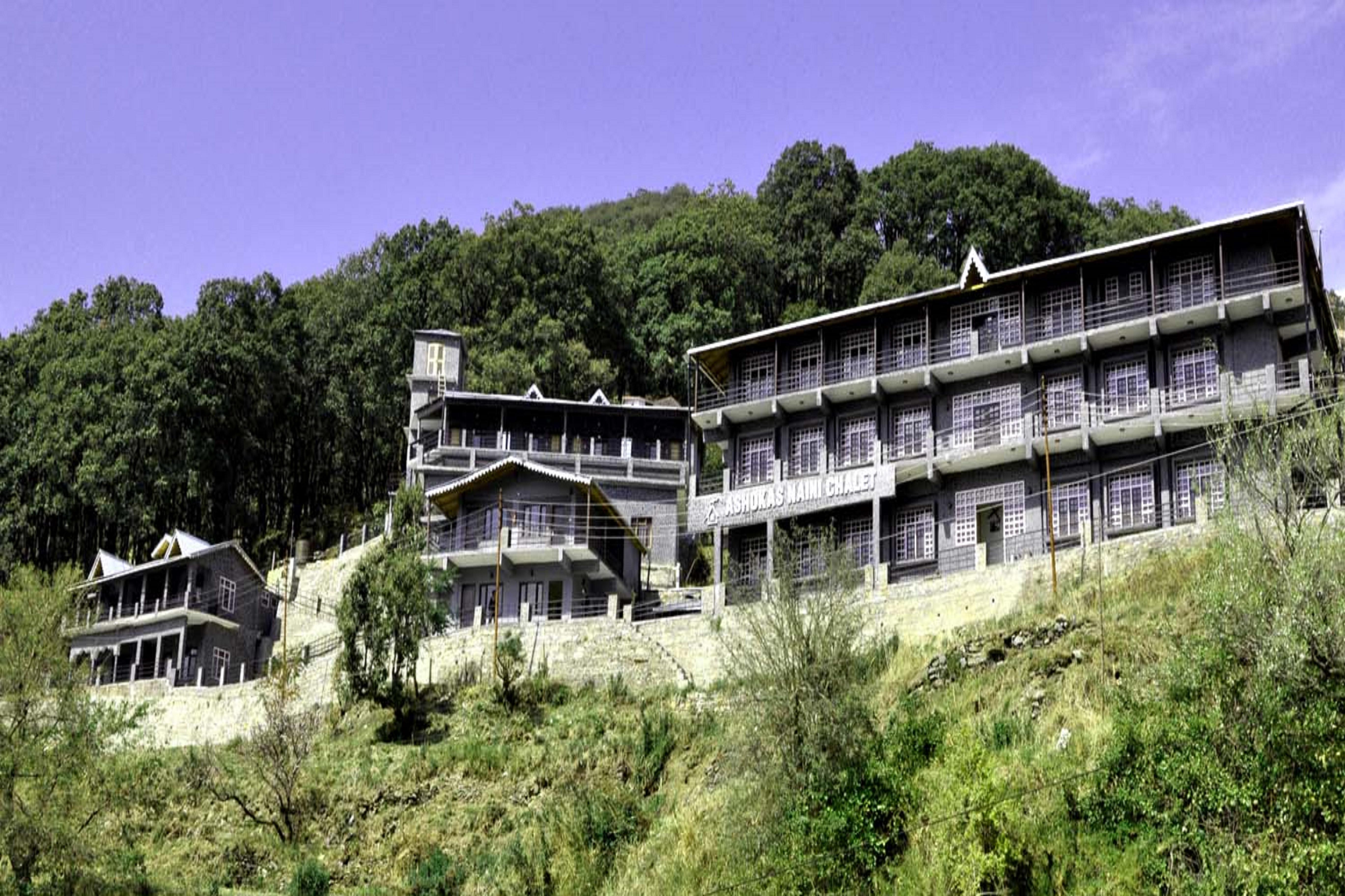 Ashokas Naini Chalet in Nainital