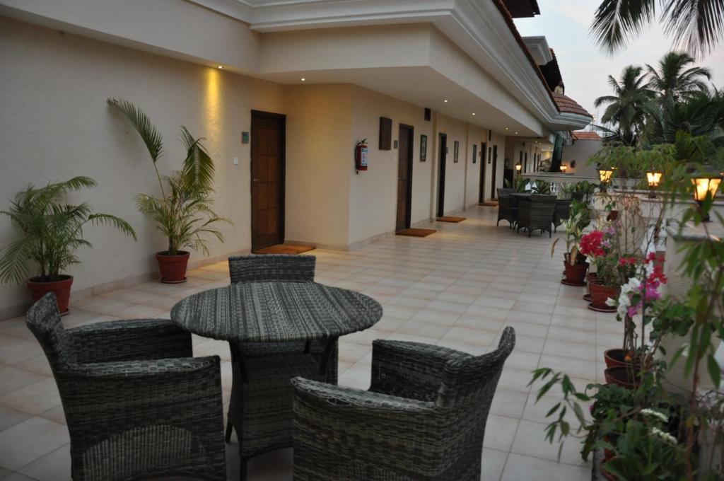 Sukhmantra Resort & Spa in Goa