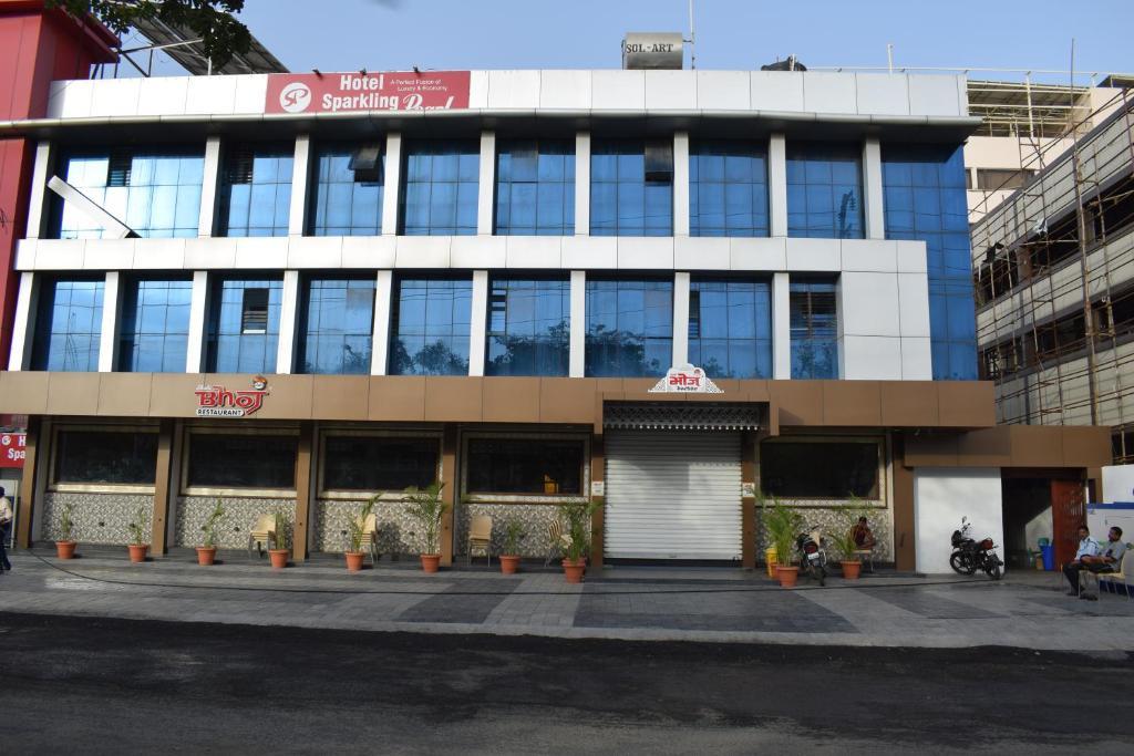Hotel Sparkling Pearl in Aurangabad