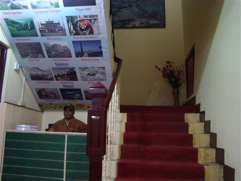 Hotel Regent in Darjeeling