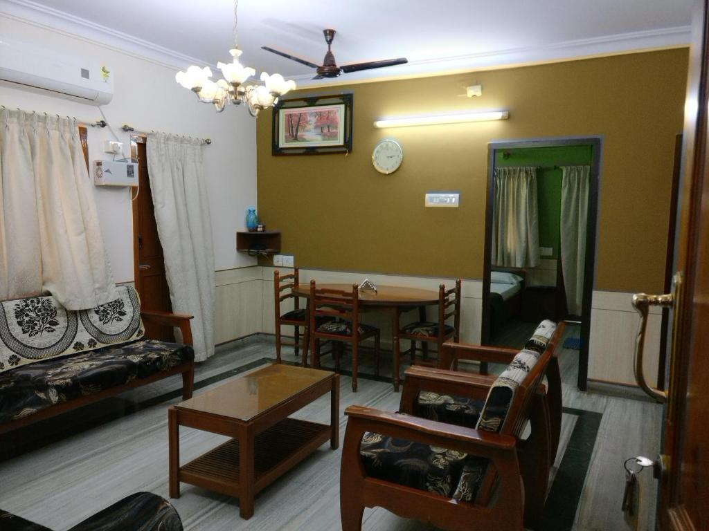 Ars Nest Serviced Apartments in Chennai
