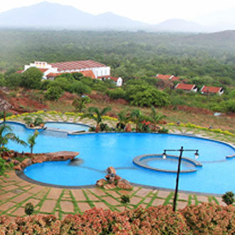 Kadambavanam Resort in Dindigul