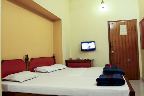 Sunflower Guesthouse in Kolkata