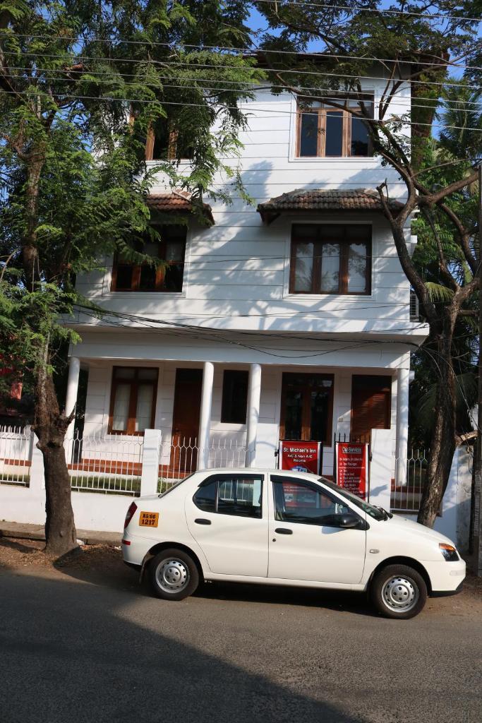 St. Michael's Inn in Cochin