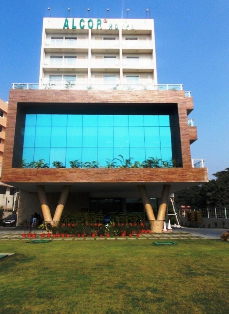 The Alcor Hotel in Jamshedpur