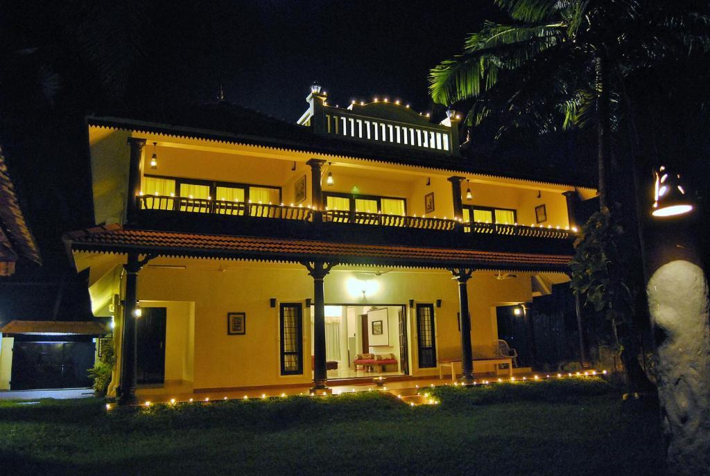 Wintergreen Water Front Resort in Cochin