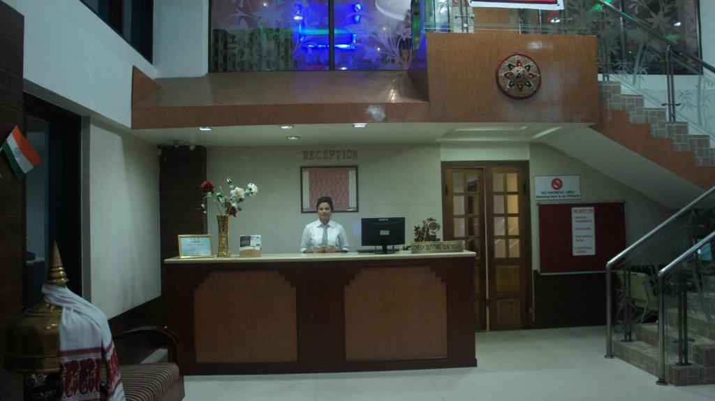 Hotel Lilawati Grand in Guwahati