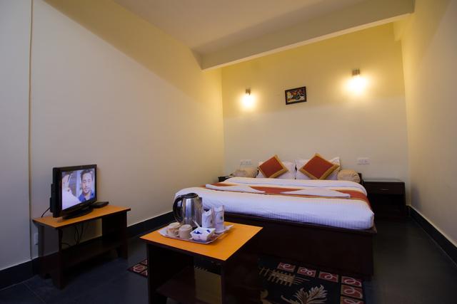 Hotel Crown Dela Cruz Residency in Gangtok