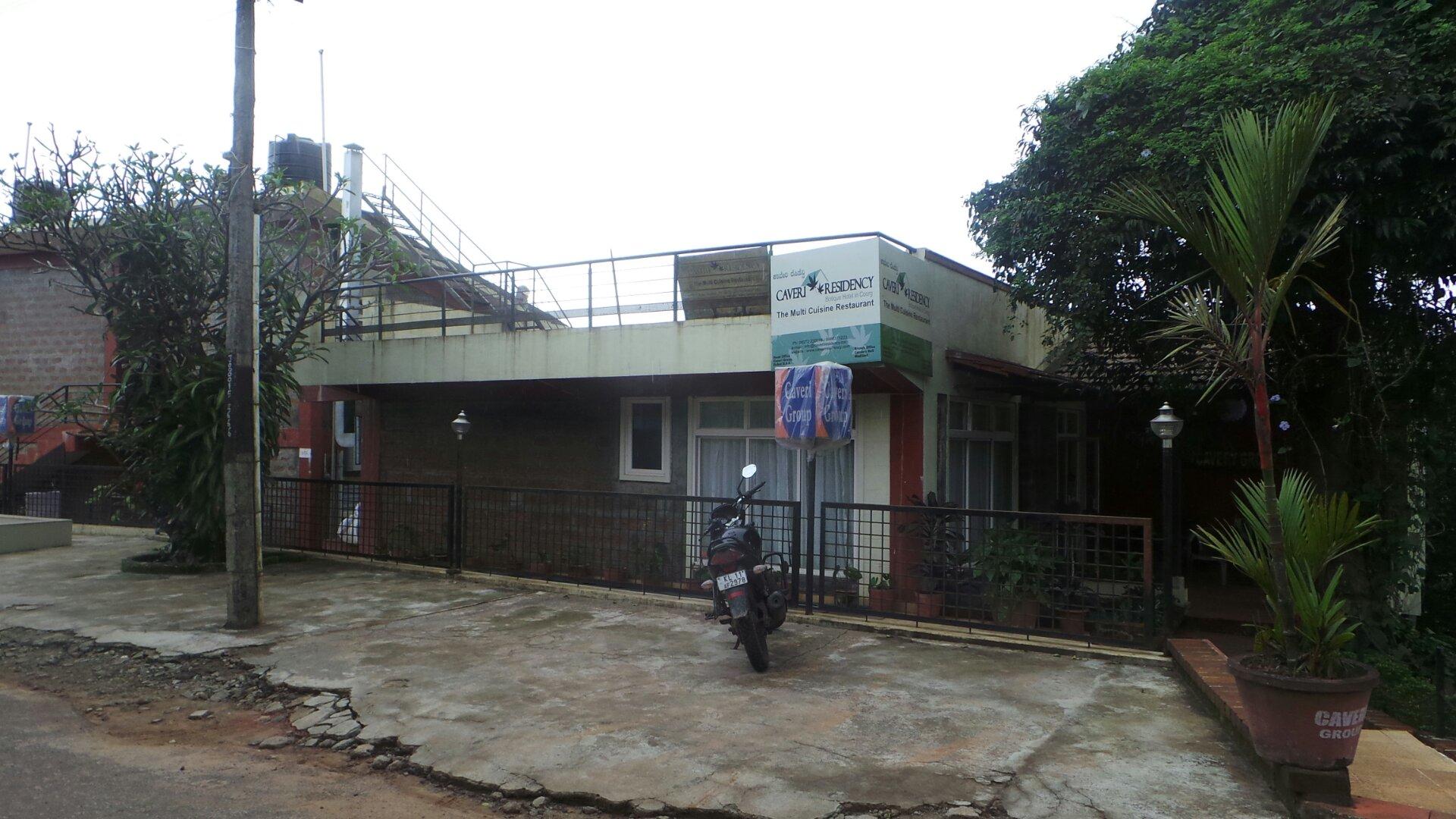 Caveri Residency in Madikeri