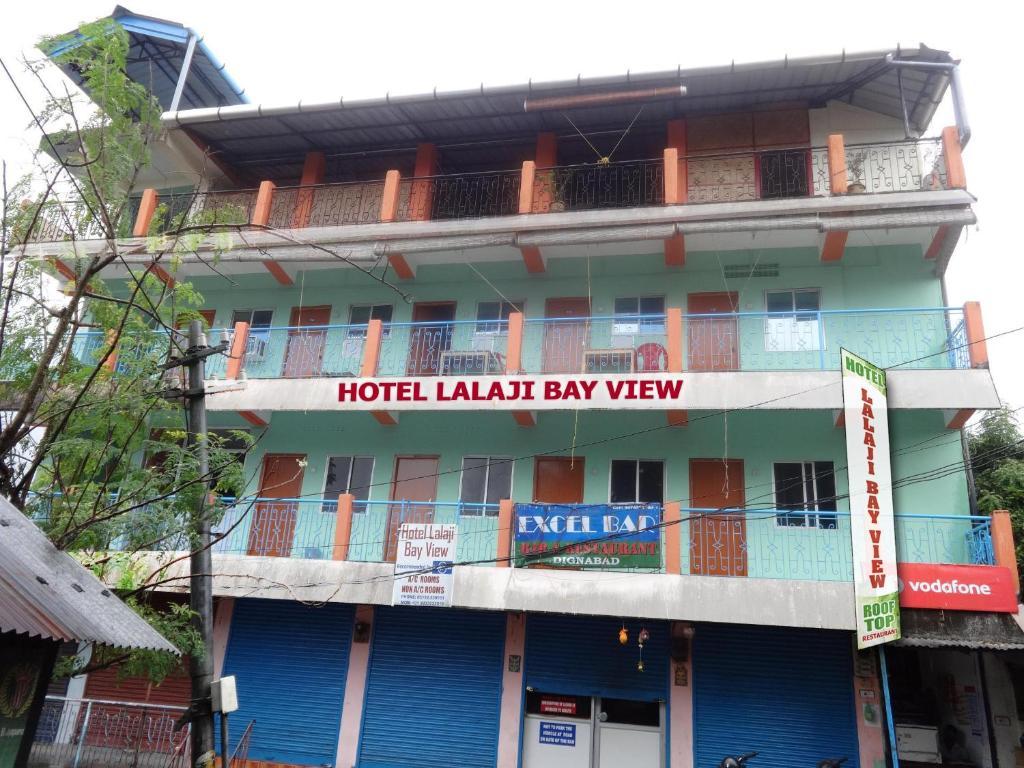 Hotel Lalaji Bayview in Port Blair