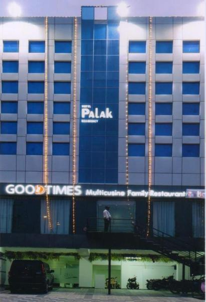 Hotel Palak Residency in Hyderabad