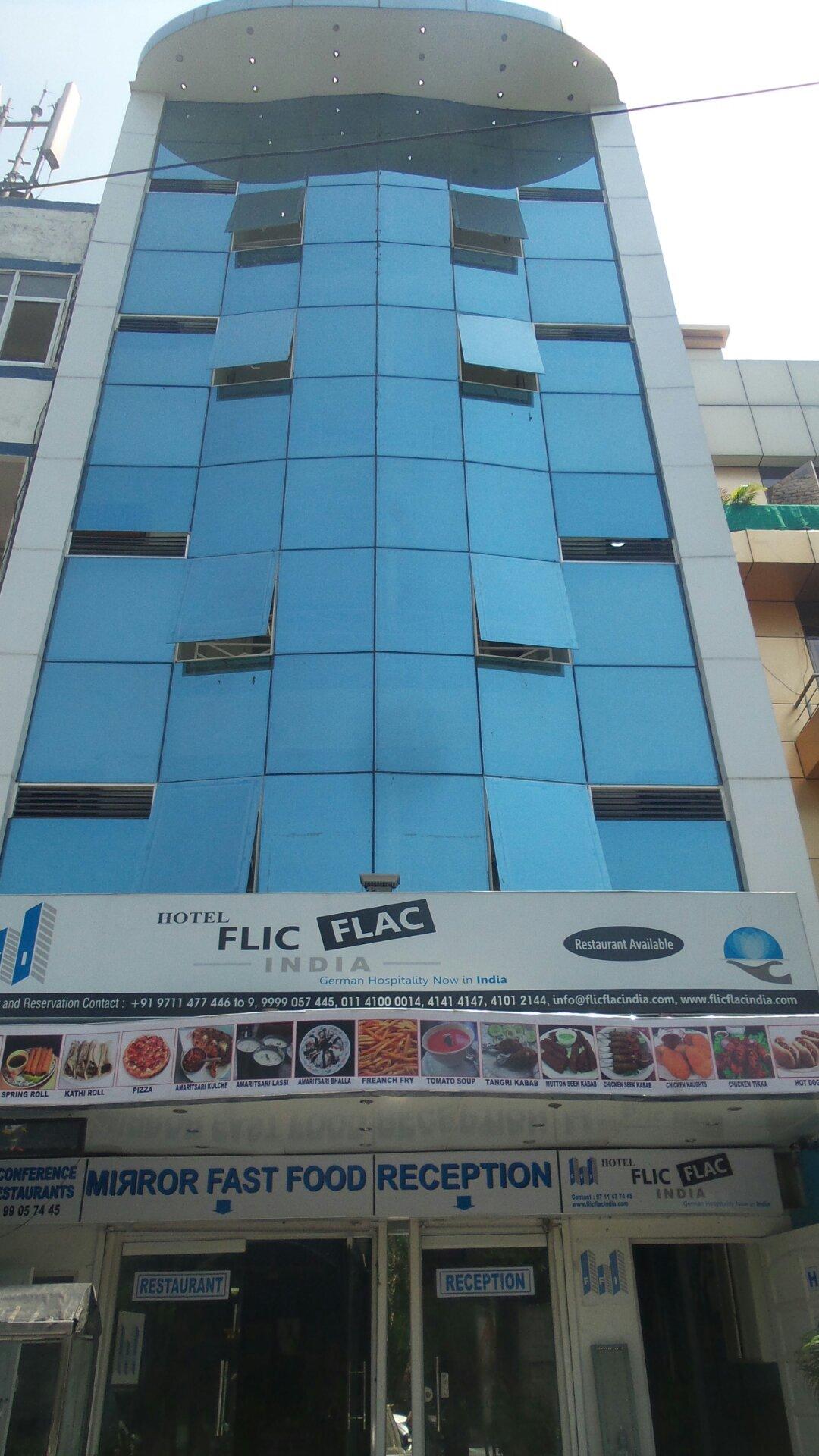 Hotel Flic Flac India in New Delhi