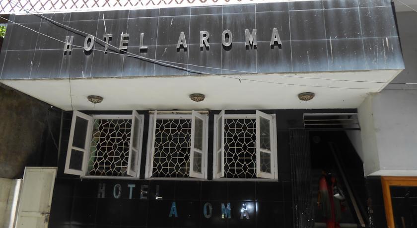 Hotel Aroma in Guwahati