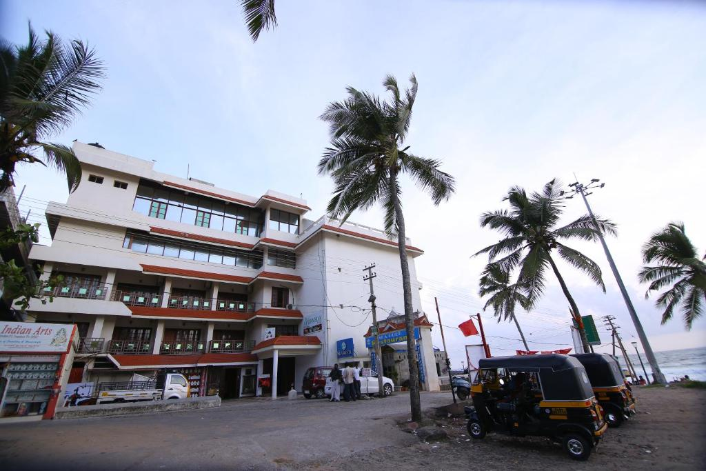 Searock Beach Resort in Kovalam