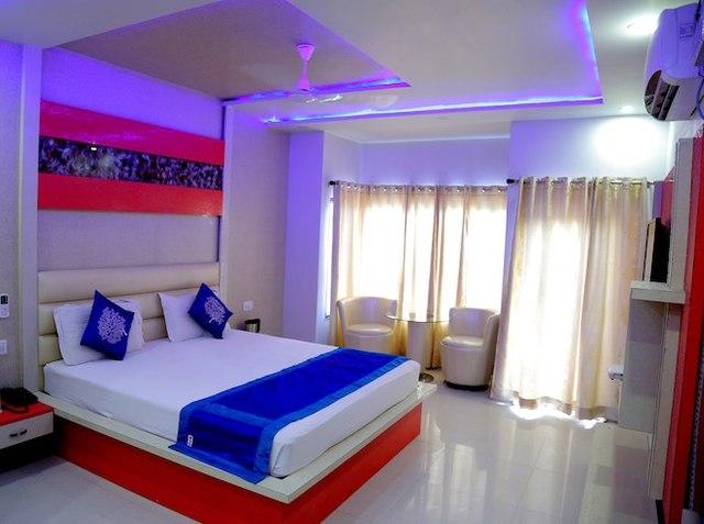 Resort Hare Krishna Orchid in Vrindavan