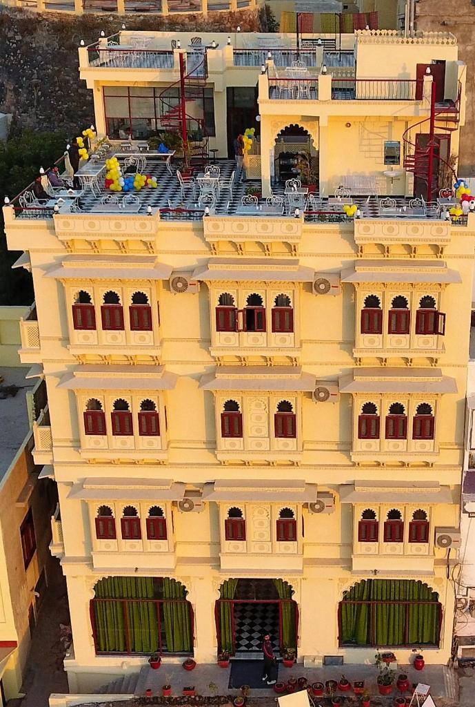 Mewari Villa in Udaipur