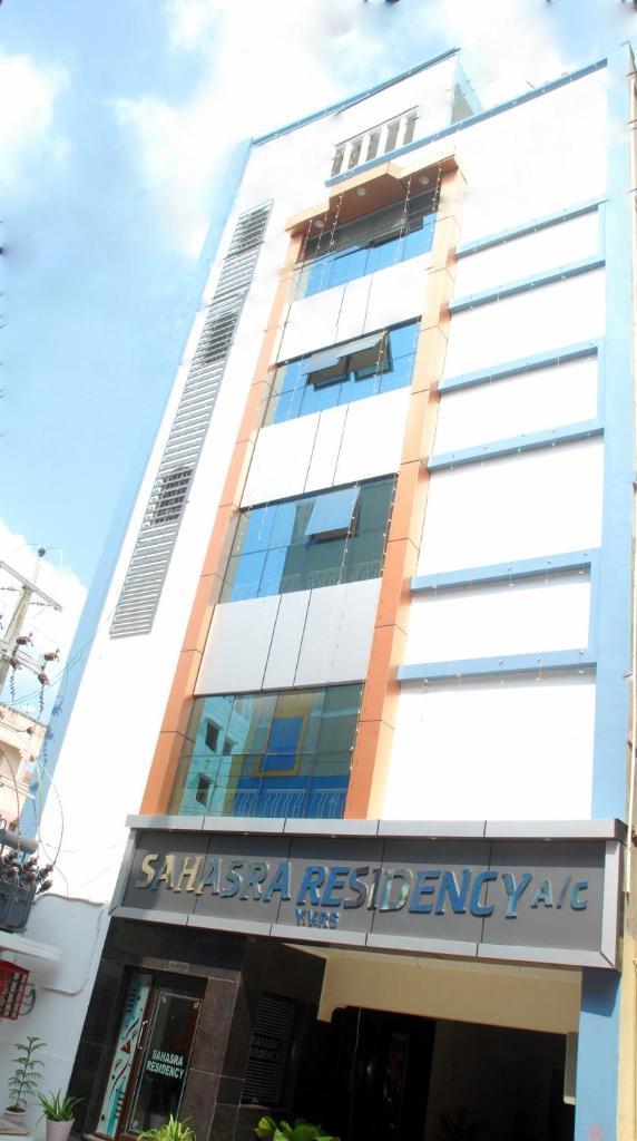 Hotel Sahasra Residency in Tirupati