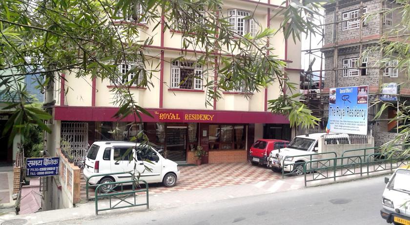 The Royal Residency in Gangtok