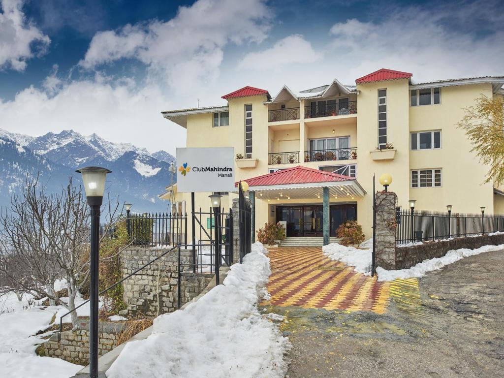 Club Mahindra Snow Peak Manali in Manli