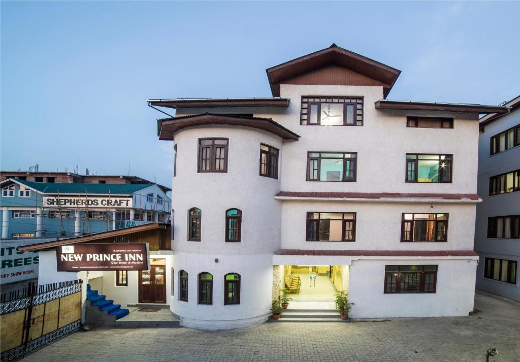 Hotel New Prince Inn in Srinagar