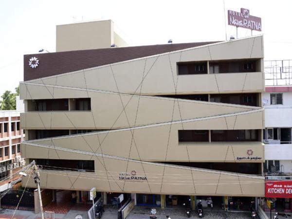 Hotel Navaratna in Coimbatore